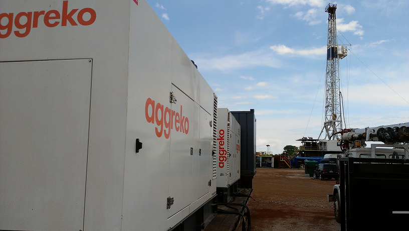 Aggreko Oil & Gas Eagle Ford Shale